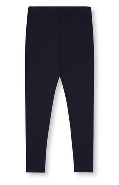 Marineblaue Leggings