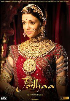 Aishwarya Rai in a scene from the Bollywood Movie: 'Jodha Akbar'.  artnlight: Jodha Akbar -- http://artnlight.blogspot.com/2008/02/jodha-akbar.html#
