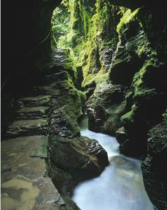 Explore seven of the best gorge walks in Britain, from narrow ravines and bubbling whirlpools to spilling cascades and tumbling waterfalls Places To Visit Uk, Places To Travel, Great Places, Beautiful Places, Visit Devon, Uk Landscapes, Dartmoor National Park, Country Walk, Walking Routes