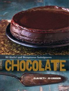 Interested in some delicious chocolate recipes? Check out this book at http://healthyaging.net/healthy-food/chocolate-indulgence/ The book is Chocolate 90 Sinful and Sumptuous Indulgences  by Elisabeth Johansson Healthy Aging® #healthyaging #healthyliving #recipes #chocolate #cookbooks #book #reading #cooking