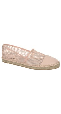 Everyone loves a great espadrille! These are great for the weekend.