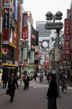 Shibuya Tokyo, Japan