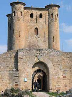 Arques Castle, South France