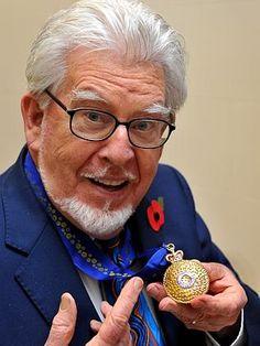 Sex predator Rolf Harris has finally been stripped of his Order of Australia honour.