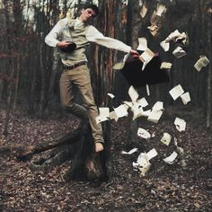 The surreal work of Photographer Alex Stoddard