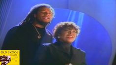 Roberta Flack feat Maxi Priest - Set the Night to Music Official Video (...