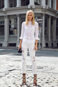 How to Wear Skinny Jeans: 25 Outfits You Need to See   StyleCaster