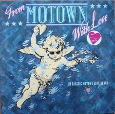 From Motown With Love 28 Classic Love Songs  2 x Winyle  NE 1381  Vinyle