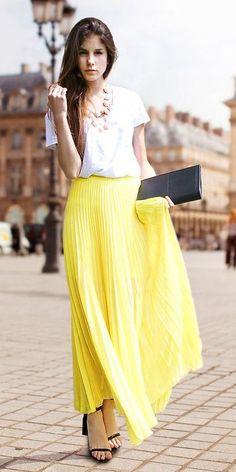 Guia da saia: Gloria Kalil ensina como usar a mini, mídi e longa e qual o caminho certeiro para aderir a cada uma | Chic - Gloria Kalil: Moda, Beleza, Cultura e Comportamento
