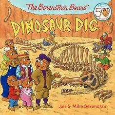 The Berenstain Bears' Dinosaur Dig  by Jan Berenstain and Mike Berenstain