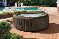 Comfortable Costco Hot Tubs Intex Pure Spa Inflatable
