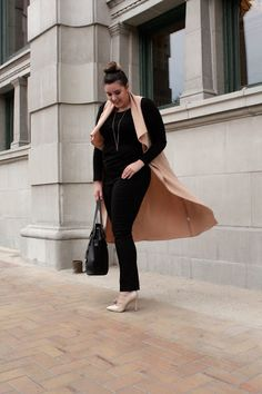 Blogger Vanessa looking chic in our Instant Smooth pants. #loverickis #rickisfashion #fall #fall2017 #fallfashion #rickisinreallife #instantsmooth #pants Work Wardrobe, Lifestyle Blog, Real Life, Leather Skirt, Autumn Fashion, Smooth, Chic, Fall, Pants