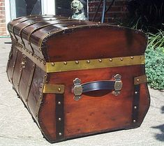 Trunks for Sale | Restored antique trunks for sale