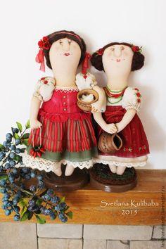 Радужный мир кукол веселушек от Светланы Кулибаба - 21 Июля 2015 - Кукла Тильда. Всё о Тильде, выкройки, мастер-классы.