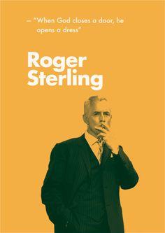 Sterling #MadMen