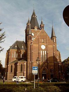 St Petruskerk aan banden, Oisterwijk, North Brabant.