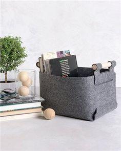 Storage Basket by loopdesignstudio   Etsy