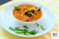nava-k: Indian Okra (Lady's Finger) Curry