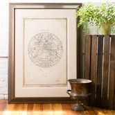 Found it at Birch Lane - Constellation Framed Print I