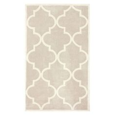 nuLOOM Hand Tufted Fez Area Rug, Neutral