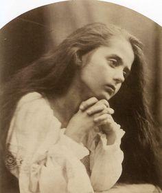 Julia Margaret Cameron - Florence Anson, 1866