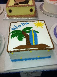 Cake Decorating Classes Logan : Logan s cake ideas on Pinterest Ladybug Cakes, Gender ...