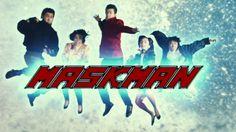 Takeru; Kenta; Akira; Haruka and Momoko! Hikari Sentai Maskman! Now with logo ^_^