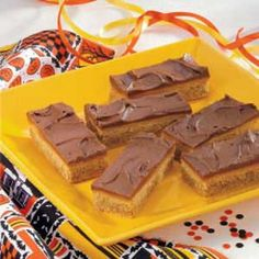 Frosted Peanut Butter Fingers - these are great!