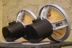 Atelier Rullit Super AERO 12 field coil full range drivers