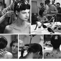 #lindaevangelista #supermodel #fashionicon #90sfashion