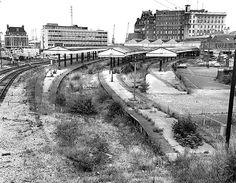 Post War Southampton Old Station
