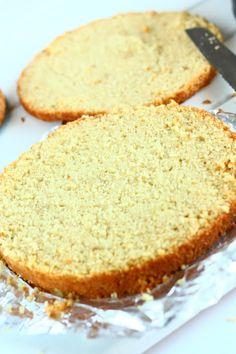 Mehevä vaalea kakkupohja - Suklaapossu