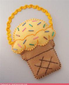 cute kawaii stuff - Ice Cream Cone Phone Case