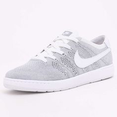 Nike Tennis Classic Ultra Flyknit Wolf Grey/White 830701-002