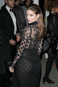Barbara Palvin attending amfAR Gala in New York City   8th February