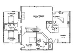 Econo3 likewise Whisper Creek Log Home Floor Plans moreover Llanidloes likewise 127719339405678039 additionally Property 60998837. on 1 bedroomed house plans
