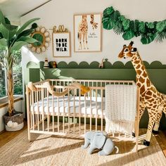 Die schönsten Instagram Kinderzimmer weltweit Baby Boy Room Decor, Baby Room Design, Baby Boy Rooms, Safari Room Decor, Kids Rooms, Kid Decor, Nursery Design, Safari Theme Bedroom, Country Baby Rooms