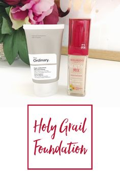Holy Grail Foundation blog post on blushoffthehaters.com