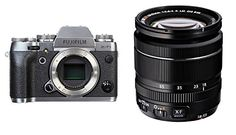 Fujifilm X-T1 Mirrorless Digital Camera with 18-55mm Lens (Graphite Silver)