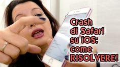 Crash di Safari su iPhone e iPad: come risolvere velocemente