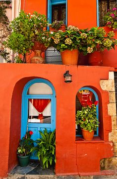 Old town of Chania. Crete./ Andrey Bodrov| http://www.greeceviewer.com/odigos/en/Chania