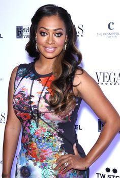 La La Anthony Covers Up Her Hair For A Cause (DETAILS)