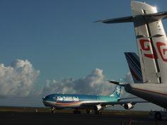 Air Tahiti Nui and Air Tahiti Papeete PPT Air Tahiti, Tahiti Nui, Fly Air, International Flights, French Polynesia, Bora Bora
