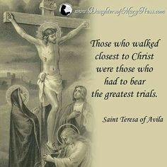 Saint Teresa of Ávila also called Saint Teresa of Jesus March 1515 4 Catholic Beliefs, Catholic Quotes, Catholic Prayers, Catholic Saints, Religious Quotes, Roman Catholic, Christianity, Saint Teresa Of Avila, Amor