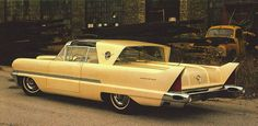 WILD PROPORTIONS, Packard Cars