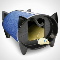 The Katkabin outdoor cat house is the ideal outdoor cat shelter for all weather protection whilst the new SkratchKabin cat bed cat scratcher is the purrrfect indoor cat scratching furniture. Crazy Cat Lady, Crazy Cats, Pet Shop, Gadget, Cat Scratcher, Outdoor Cats, Indoor Outdoor, Outdoor Play, Cat Condo