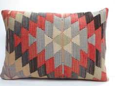 For Home Decor Handwoven Traditional Turkish Pillow Vintage Bohemian, Modern Bohemian, Vintage Decor, Kitsch, Hand Weaving, Throw Pillows, Traditional, Trending Outfits, Unique Jewelry