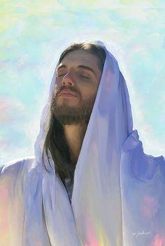 JESUS THE CHRIST By John Zamudio. So beautiful... <3 :-) …