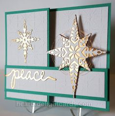 Heart's Delight Cards: Holiday Catalog Sneak Peek FREAK Out! | Starlit thinlets