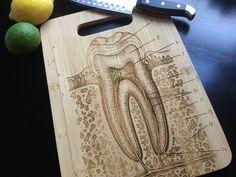 Laser Engraved House Warming Gift AnniversaryGift by AFamilyForest... Dentist gifts